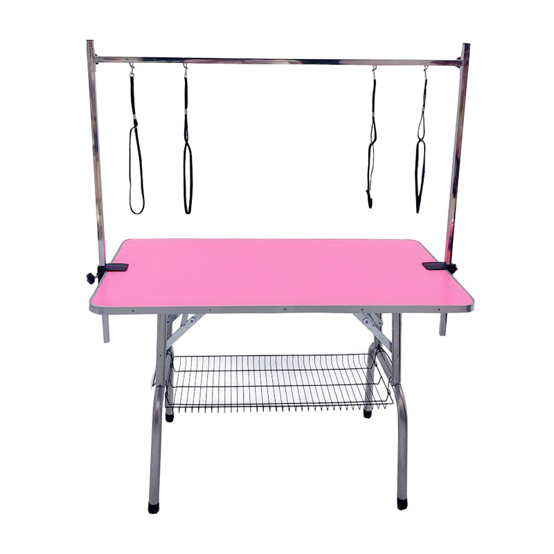 Portable Stainless Steel Pet Dog Show Grooming Table SF-502