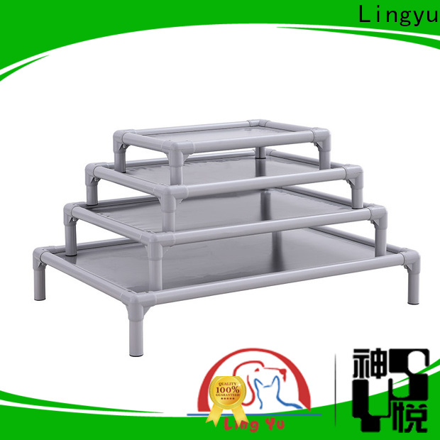 waterproof best raised dog bed factory for pet hospital