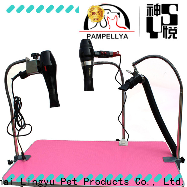 Lingyu new pet grooming accessories with carton packing for pets