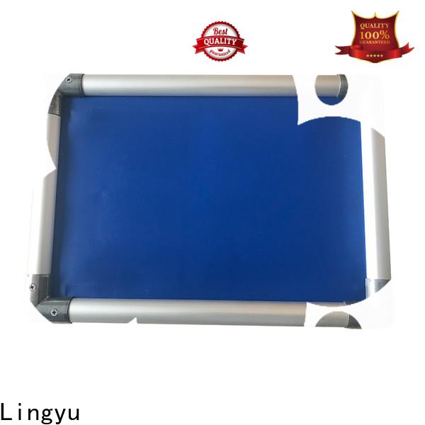 colour elevated cooling dog bed manufacturer for kennel