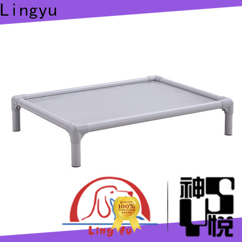 cat elevated pet cot supplier for kennel