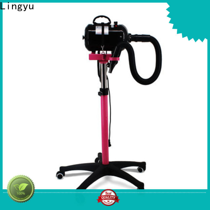 Lingyu best pet dryer factory for pets