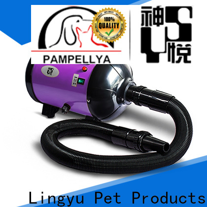 Lingyu best pet dryer machine for pets
