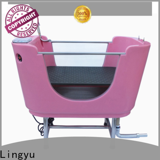 latest grooming tub for busniess for pets