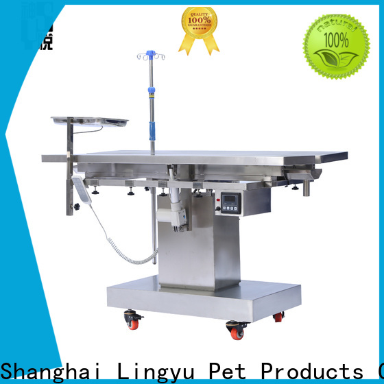 tooth washing veterinary operating table for busniess for pets