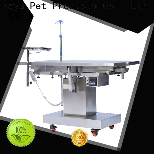 Lingyu tooth washing pet operating table for busniess for pet hospital