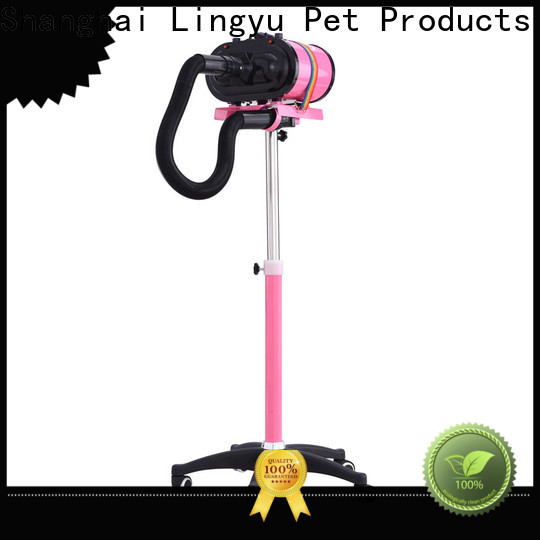 Lingyu best pet hair dryer company for dogs
