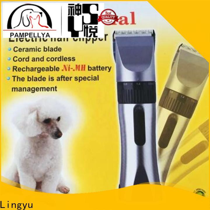 Lingyu professional pet grooming accessories company for sale