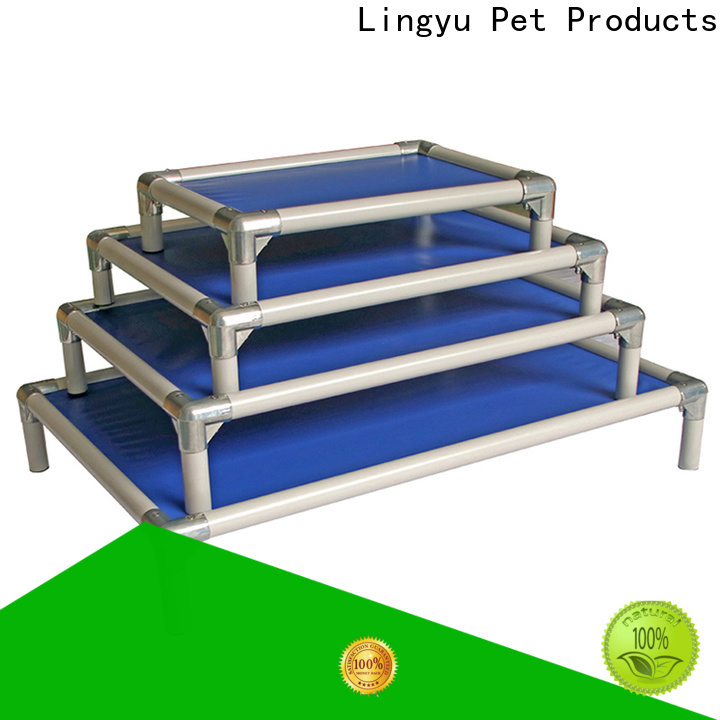 Lingyu pet bed cooling bed for sale