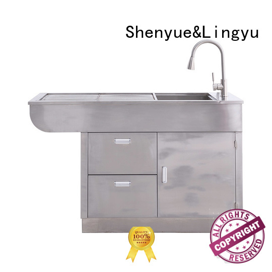 Shenyue&Lingyu pet operating table manufacturer for pet hospital