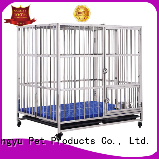 Lingyu pet cage for busniess for pets