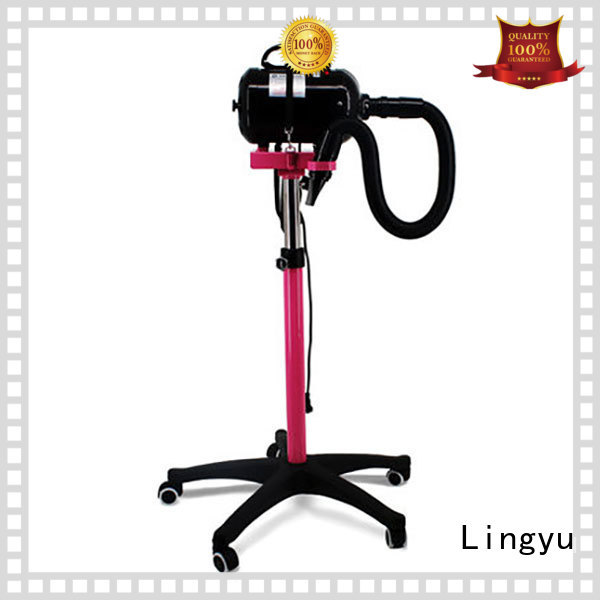 Lingyu pet hair dryer company for dogs