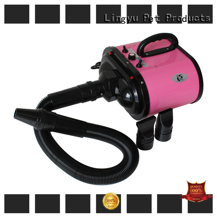 Lingyu pet blower machine for pets
