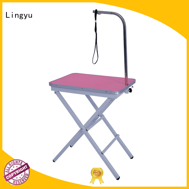 Lingyu hydraulic grooming table manufacturer for sale
