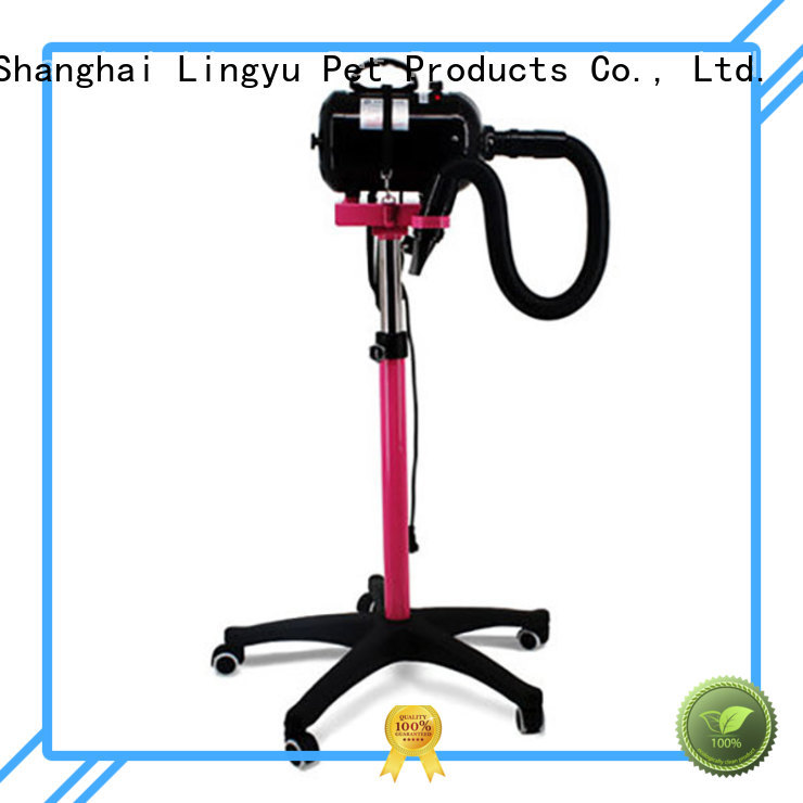 Lingyu wholesale pet hair dryer machine for dogs