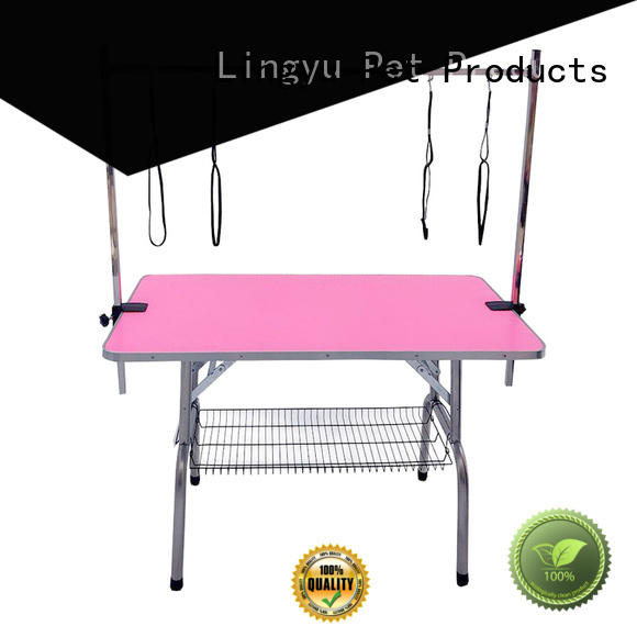 Shenyue&Lingyu hydraulic grooming table wholesale for sale