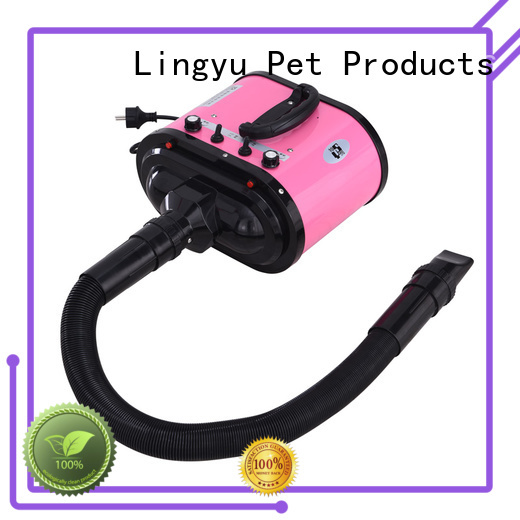 stainless steel pet hair dryer company for pet hospital