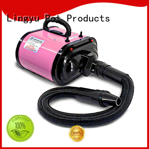 Lingyu pet blower for busniess for pet hospital