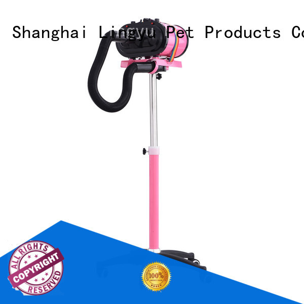 dual motor pet hair dryer supplier for pet hospital
