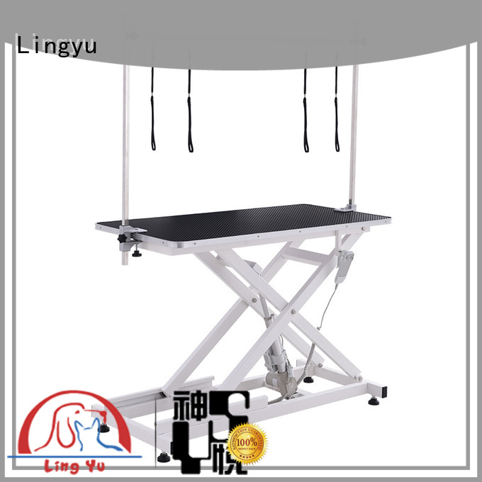 lift grooming table for busniess for pet