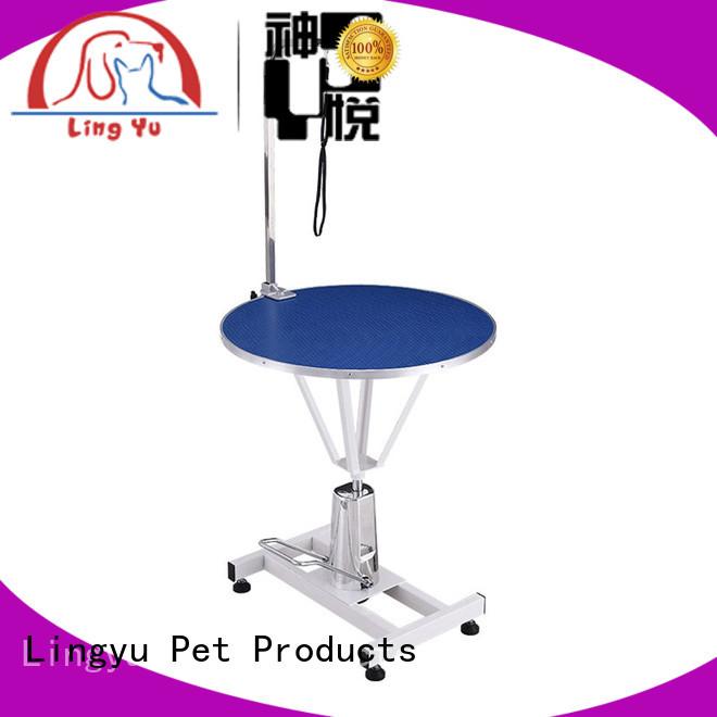 Shenyue&Lingyu fold folding dog grooming table for pet hospital