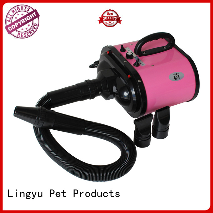 Shenyue&Lingyu automatic pet dryer supplier for pets