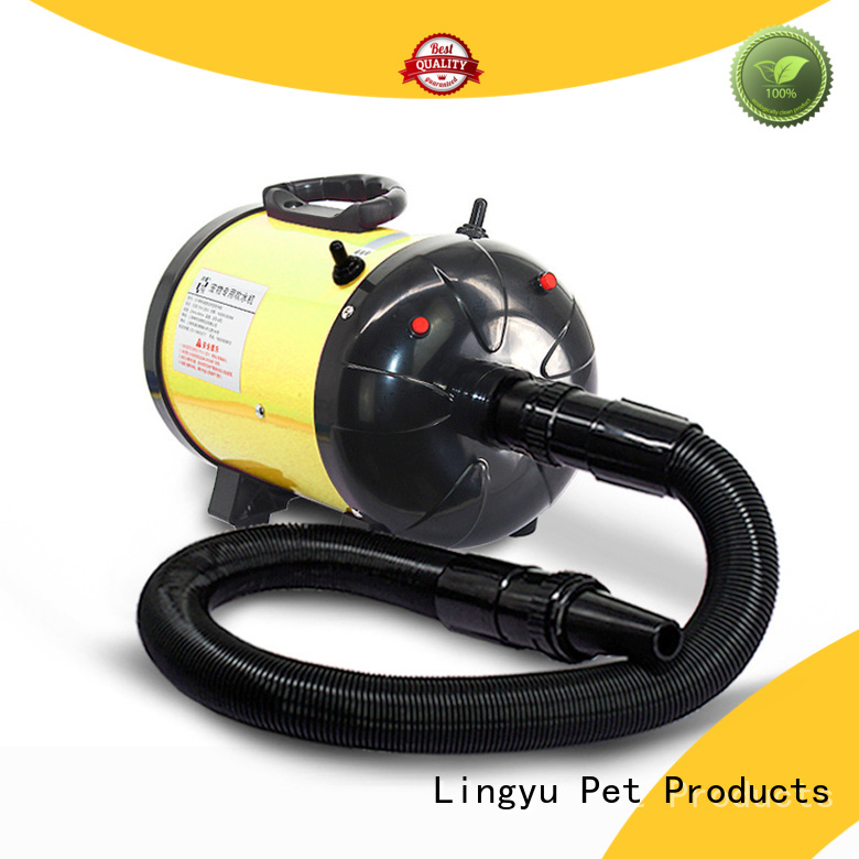 Shenyue&Lingyu speed control portable dog dryer for pets