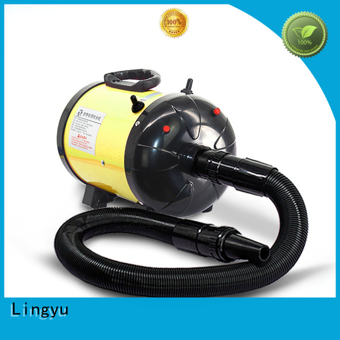 Lingyu latest pet dryer for busniess for dogs