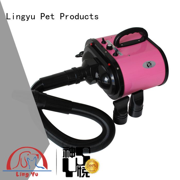 latest pet hair dryer company for pets