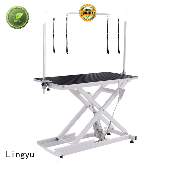 Lingyu aeolus pet grooming table for busniess for pet