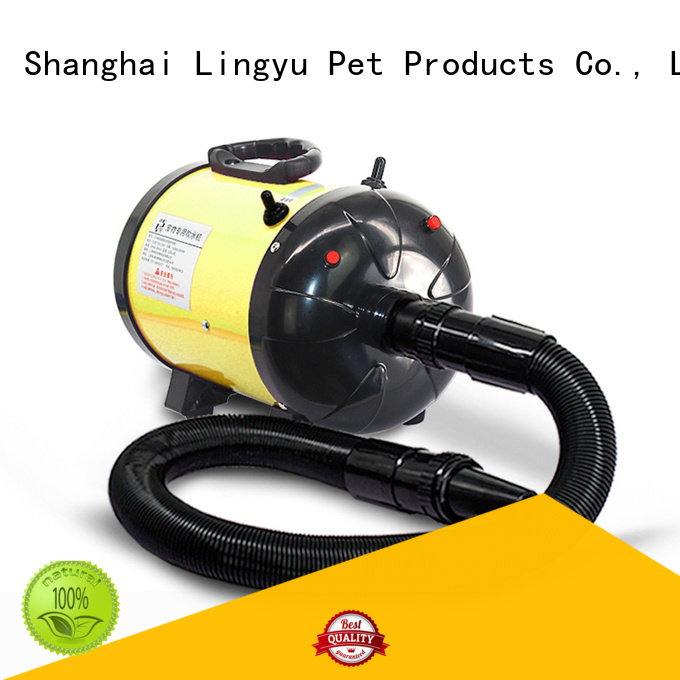 latest pet dryer company for pets
