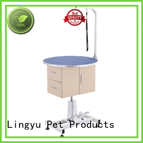 show hydraulic grooming table supplier for pet