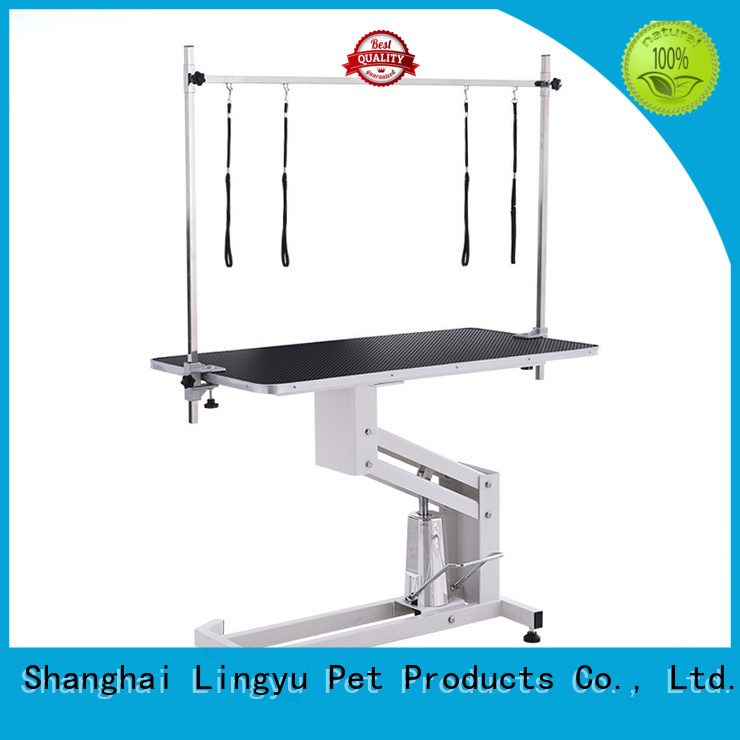 Shenyue&Lingyu lift pet grooming table manufacturer for sale