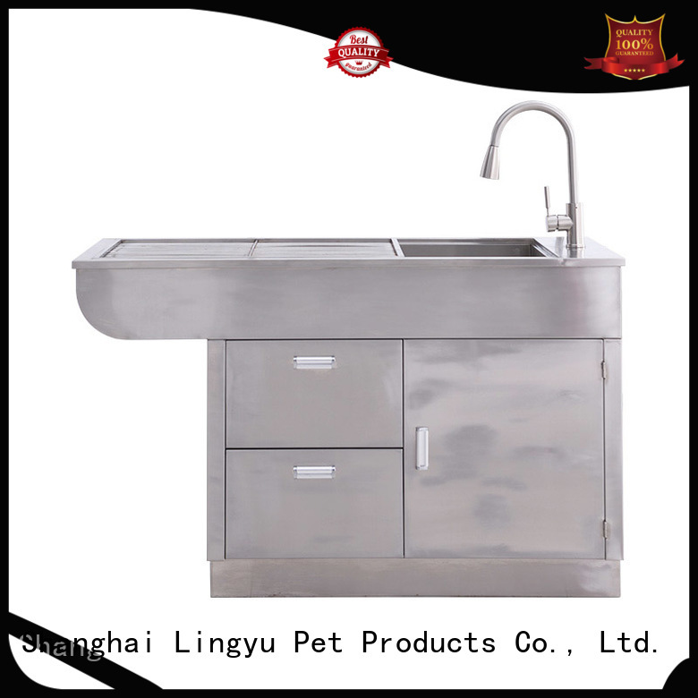 Lingyu pet operating table company for sale