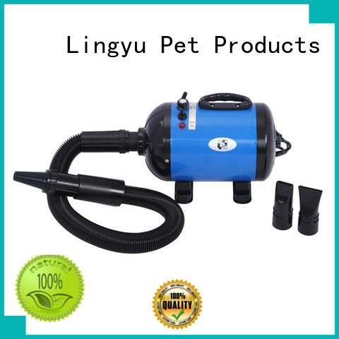single motor pet hair dryer with stand for dogs