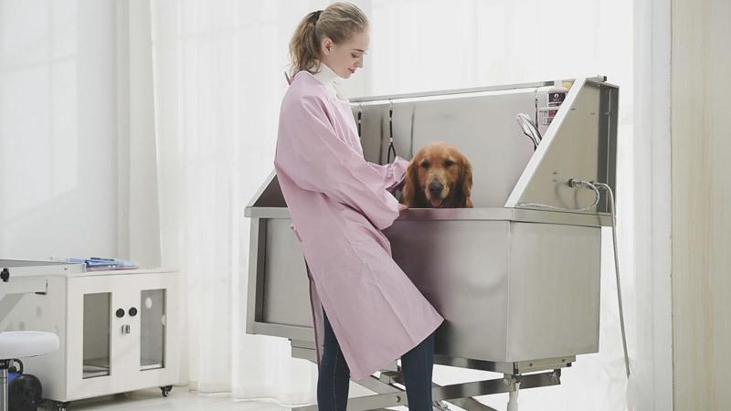 Pet Wash Tub Ch-905 USES video