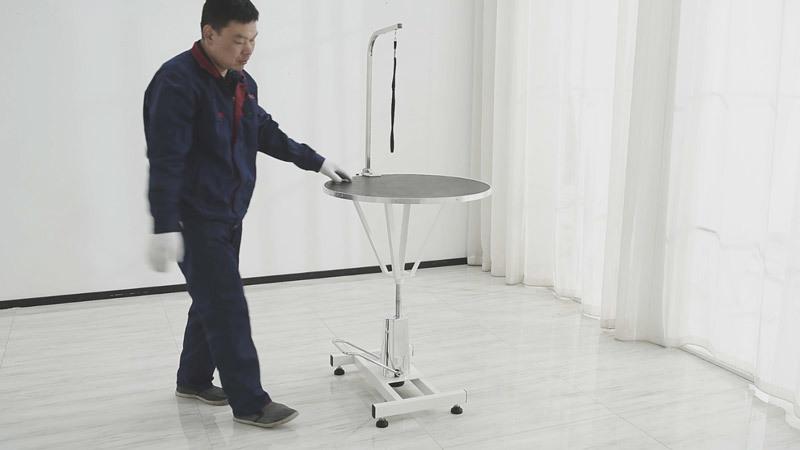 SH-702 Hydraulic grooming table