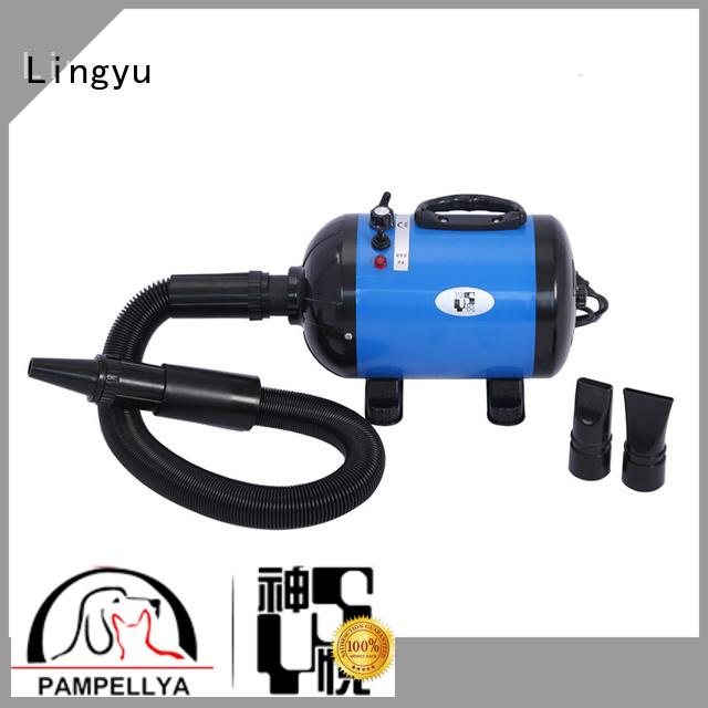 Lingyu automatic pet dryer manufacturer for pets