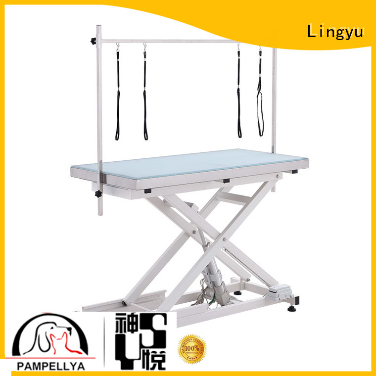 Lingyu pet grooming table manufacturer for sale