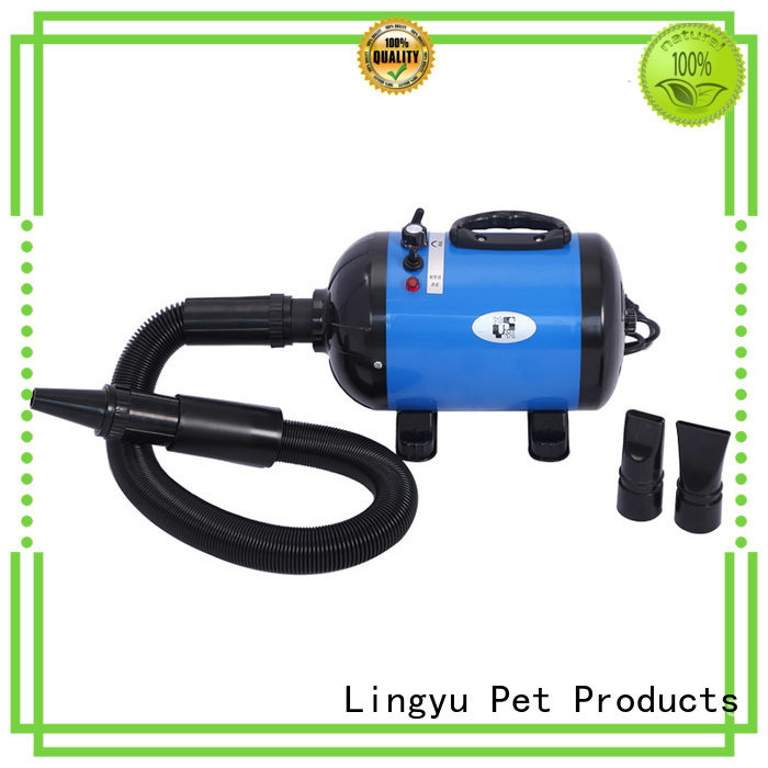 Lingyu pet blower machine for dogs