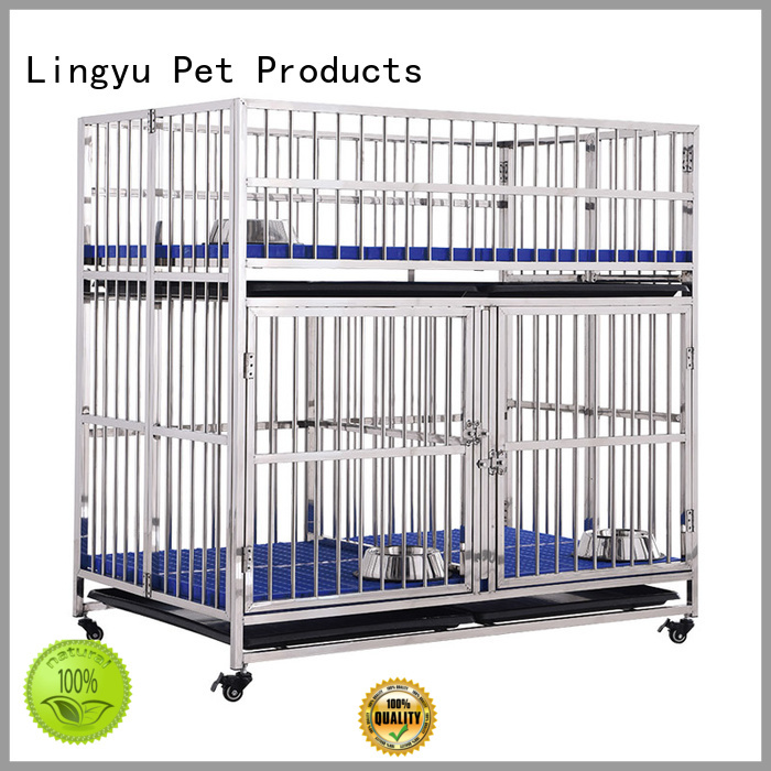 latest dog crate factory for sale