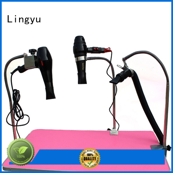 Lingyu pet grooming accessories factory for sale