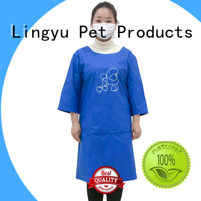 Lingyu pet grooming accessories kits for pet hospital