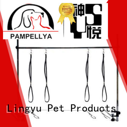 Lingyu grooming arm with customized services for pet