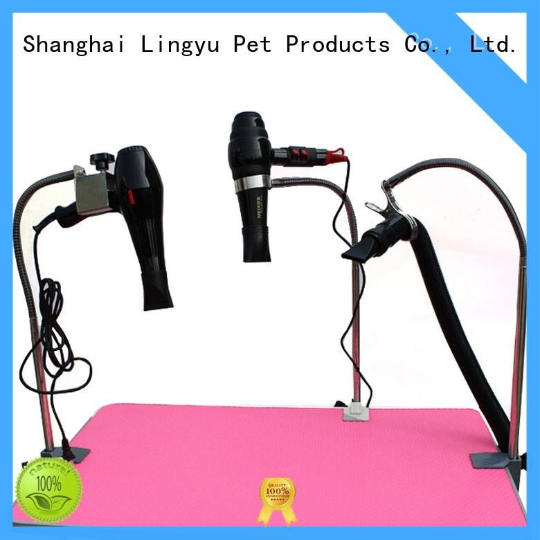 Lingyu latest dog grooming tools company for home