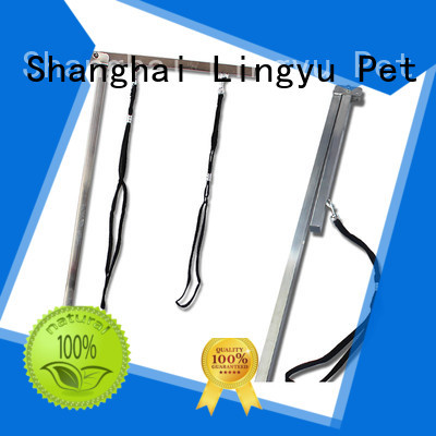 Lingyu new grooming arm company for kennel