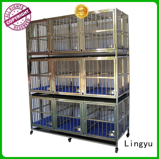 custom dog cage supplier for sale