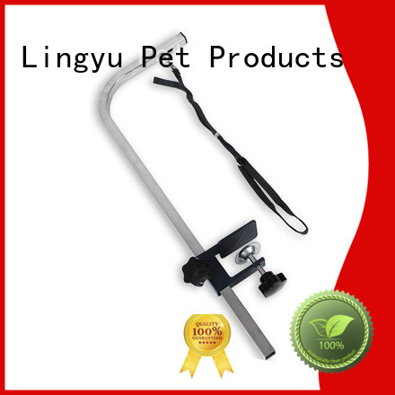 Lingyu grooming arm for sale factory for pet